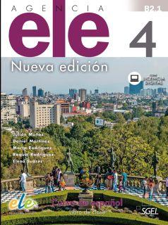 Agencia ELE Nueva edición 4 - Ed. Digital