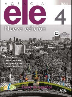 Agencia ELE Nueva edición 4 - Libro de ejercicios
