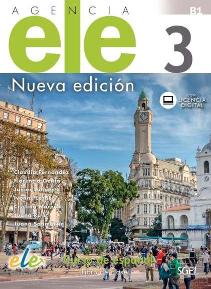 Agencia ELE Nueva edición 3 - Ed. Digital