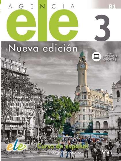 Agencia ELE Nueva edición 3 - Libro de ejercicios