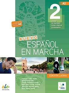 Nuevo Español en marcha 2 Edición Latina. Alumno y ejercicios